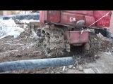 Трактор. Уфа. ул. Сун-Ят-Сена   25 апр 2012