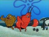Губка Боб - Качки на пляже